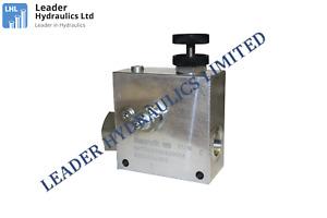 Bosch Rexroth Compact Hydraulics / Oil Control R930004263 - 0M330370040000A