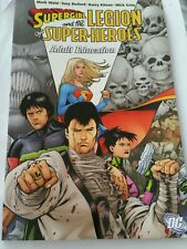 Supergirl and the Legion of Super-heroes 'Adult Education' graphic novel