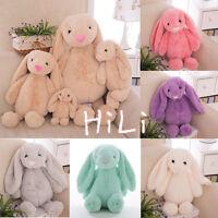 Kids Hot Cute Plush Soft Long Ears Bunny Rabbit Animals Doll Toy Gift 30cm-80cm
