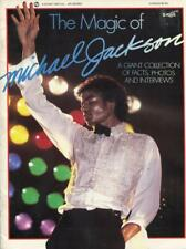The Magic of MICHAEL JACKSON 1984 Softcover Photo Book - The King of Pop Images