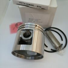 VICTA 160cc Piston & Ring Set STD EN72841A