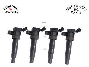set of 4 pcs Ignition Coil for Hyundai  Tucson Kia Optima UF-611 27301-3F100