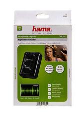Hama HA202 ~ Kopfhörerverstärker ~ Headset Kopfhörer Vorverstärker → Handy MP3