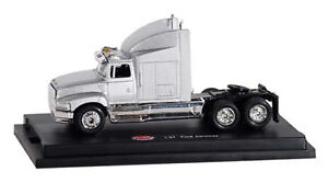 Ford Aeromax A8, silver - 1:87 / H0 Gauge - Model Power (20302)