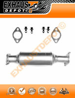 DIRECT-FIT REAR CATALYTIC CONVERTER FOR/FITS A 2005-2008 HYUNDAI TUCSON 2.7L AWD