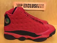 Nike Air Jordan Retro 13 Singles Day What is Love 888164-601 CNY Red Black LOT