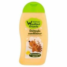 6x Woodlands Friends Detangle Conditioner with Natural Head Lice Repellent 250ml