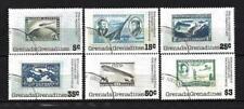 Avions Grenade Grenadines (52) série complète de 6 timbres oblitérés