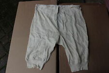 WW2 British Army Underpants Size 4 - 42 and 3 - 39 inch waist Dates 1942-1945