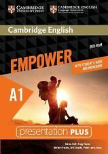 Cambridge English Empower Starter Presentation Plus with Student's Book and...