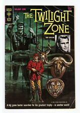 The Twilight Zone #27 Dec 1968, Gold Key Western Publishing Rod Serling on cover
