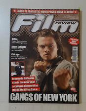 FILM REVIEW 627 FEB 2003 - 8 MILE EMINEM JACK NICHOLSON LEONARDO DICAPRIO FR 18