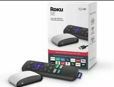 ROKU SE 3930 HD Streaming Media Player - Simple setup w included HDMI Cable NEW
