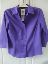 Marks and Spencer No Pattern Collared Business Women's Tops & Shirts