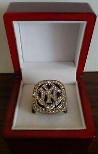 Derek Jeter - 2009 New York Yankees Baseball World Series Ring WITH Wooden Box