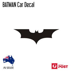 Batman Logo Car Sticker Decal The Dark Knight