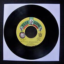 "THE WAILERS False Beneficiaries TUFF GONG 1994 Jamaica 7"" 45 VINYL REGGAE"