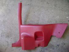 82-92  Camaro Firebird  RH Rear Seat  Lower Grey  Panel Trim  Z28 IROC Z  gray