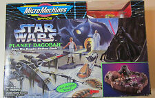Galoob Star Wars Micro-Machines PLANET DAGOBAH Action Play Set  IN SEALED BOX