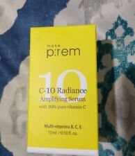 Make P:rem C-10 Radiance Amplifying Serum Vitamin C Serum 0.5oz 15mL