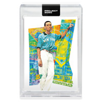 Topps PROJECT 2020 Card 179 - 1992 Mariano Rivera by Tyson Beck - Print Run:3154