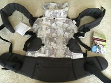 Nwt Angelpack Grow Baby Carrier Unicorn Dream on Gray with Accessories Rv $180