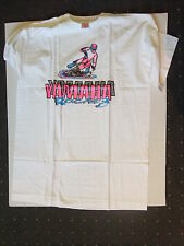 NEU T Shirt Hemd XL  Yamaha YZ  125 250 500 Enduro Cross MX Racing Vintage
