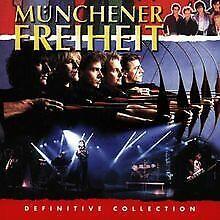 Definitive Collection von Münchener Freiheit   CD   Zustand gut