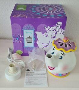 Scentsy Elektrische Duftlampe Disney Mrs. Potts neu OVP