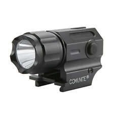 COMUNITE G03 600LM Tactical CREE LED Gun Light CR2 Rail Mount Pistol Flashlight