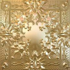 Jay-Z, Kanye West & Jay Z - Watch the Throne [New CD] Clean