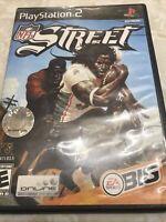 👉NFL Street (Sony PlayStation 2, 2004) Free Shipp Canada 🇨🇦