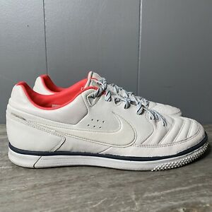 Nike Gato CR7 RARE Soccer Shoes Mens 8.5 White 476720-004 Ronaldo