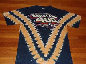 VINTAGE 2001 BRICKYARD 400 SHORT SLEEVE T-SHIRT MENS 2XL EXCELLENT CONDITION