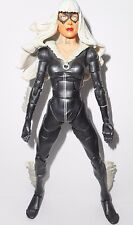 marvel legends BLACK CAT spider-man 2004 classics toy biz action figures univers