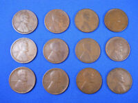 1909-1958 Lincoln Wheat Cent Penny Set Collection 116 Coins, some tough dates!