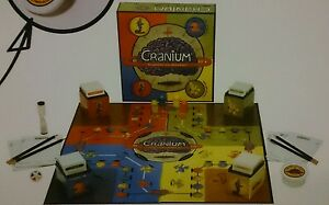 Cranium Board Game 2002 - Lightly Used
