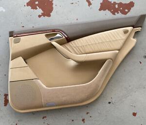 2000-2006 Mercedes-Benz S430/S500 Interior Door Panel Rear Right 2207302470 OEM