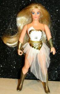 Vintage 1984 She-Ra Princess Of Power Action Figure Doll  Mattel MOTU VGC