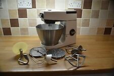Kenwood Chef  Food Mixer 4.5L With Stainless Steel Bowl.