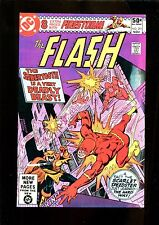 Flash 291 (8.0) 1St App Saber-Tooth Dc (b049)
