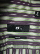 HUGO BOSS Hemd <SLIM FIT> Top Wie Neu_Gr.40 !!!!