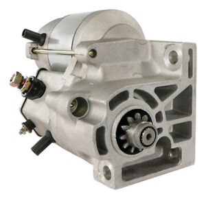 NEW GEAR REDUCTION STARTER FITS 1984-1988 CADILLAC CIMARRON 2.0 2.8 428000-1820