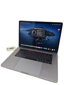 """Apple MacBook Pro 15"""" Touchbar i7 2,9GHz SSD 512GB MPTT2D/A 16GB RAM AMD Pro 560"""