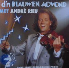 ANDRE RIEU - D'N BLAUWEN AOVOND MET ANDRE RIEU - CD