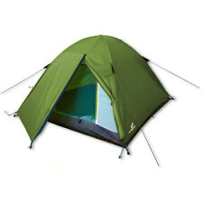 Campingzelt Festival Camp – Camping Kuppelzelt für 2-3 Personen Zelt wasserdicht