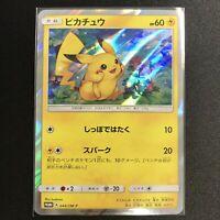 Pikachu 044/SM-P PROMO Pokemon Card Japanese NM