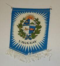 Ancien FANION ECUSSON URUGUAY - Vintage