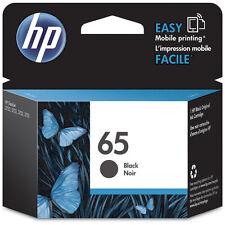 HP Genuine 65B Black Ink N9K02AA For DESKJET 3720 3721  120 Pages