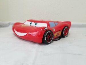 VTech Disney Pixar Cars 2 Lightning McQueen Learning Laptop w/ Mouse Wheel WORKS